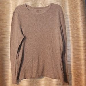 Old Navy glitter thermal